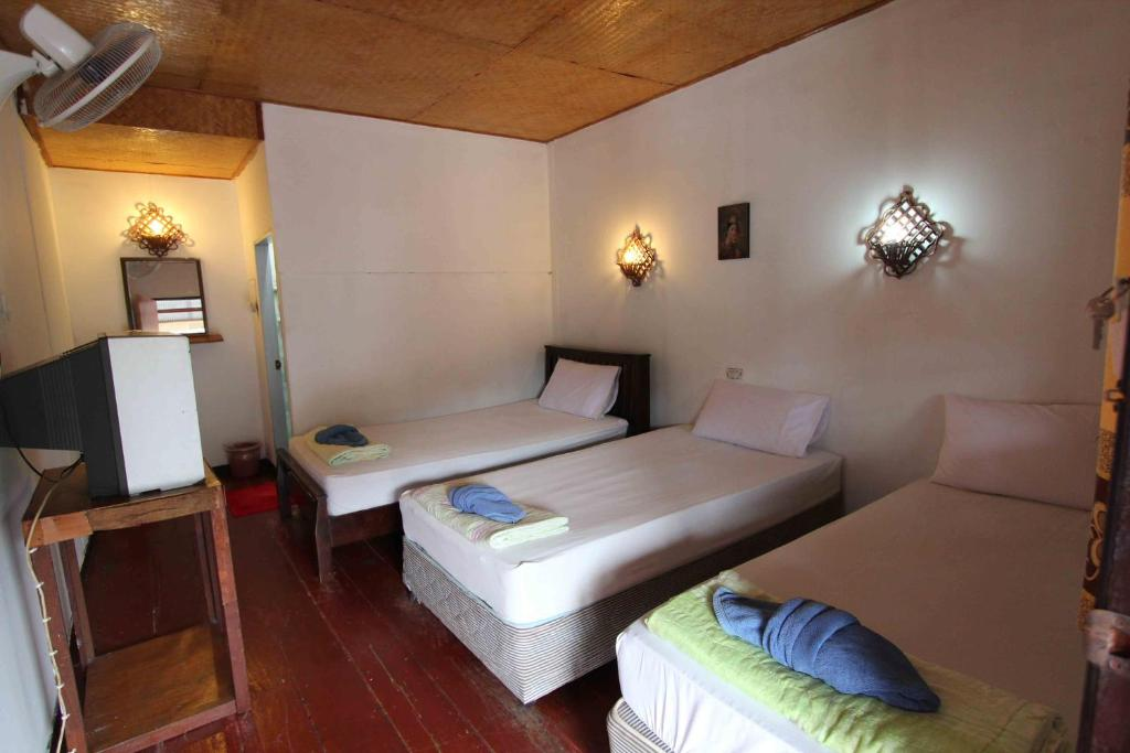 A room at Lux Guesthouse