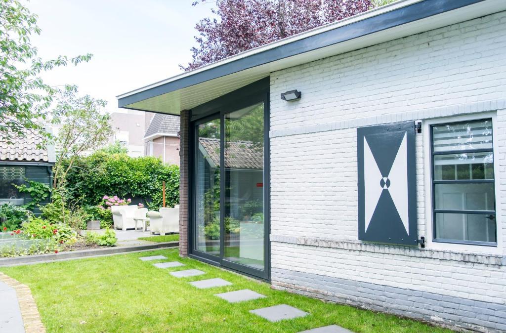 Un patio o zona al aire libre en Innkt