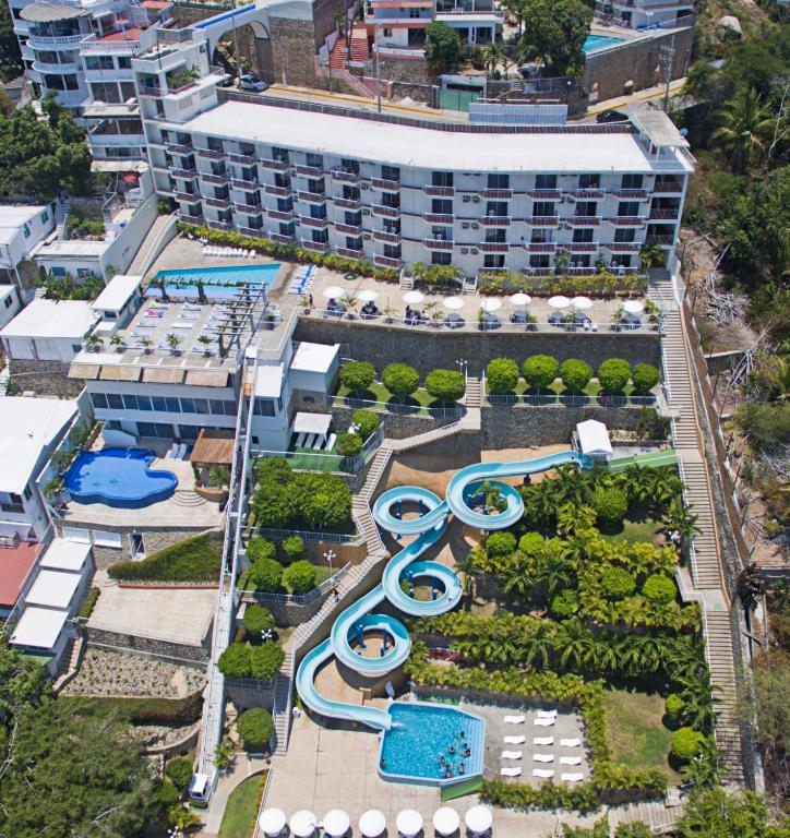 Hotel Alba Suites Acapulco (México Acapulco) - Booking.com