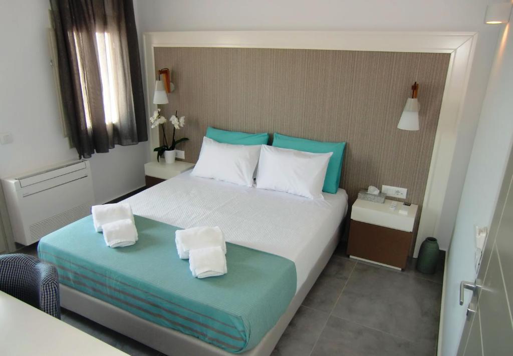 Una habitación en Platia