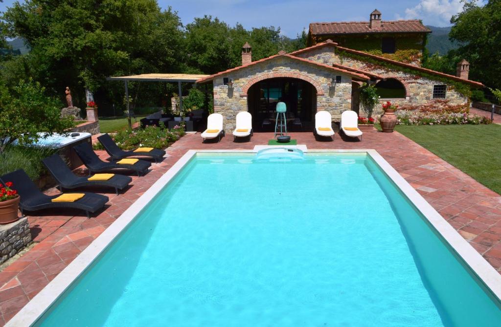 Villa Primavera Gaiole In Chianti Italy Booking Com