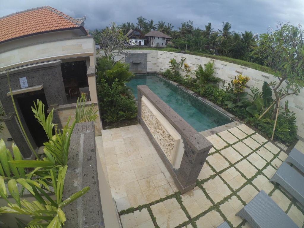 Villa di Ubud Bali