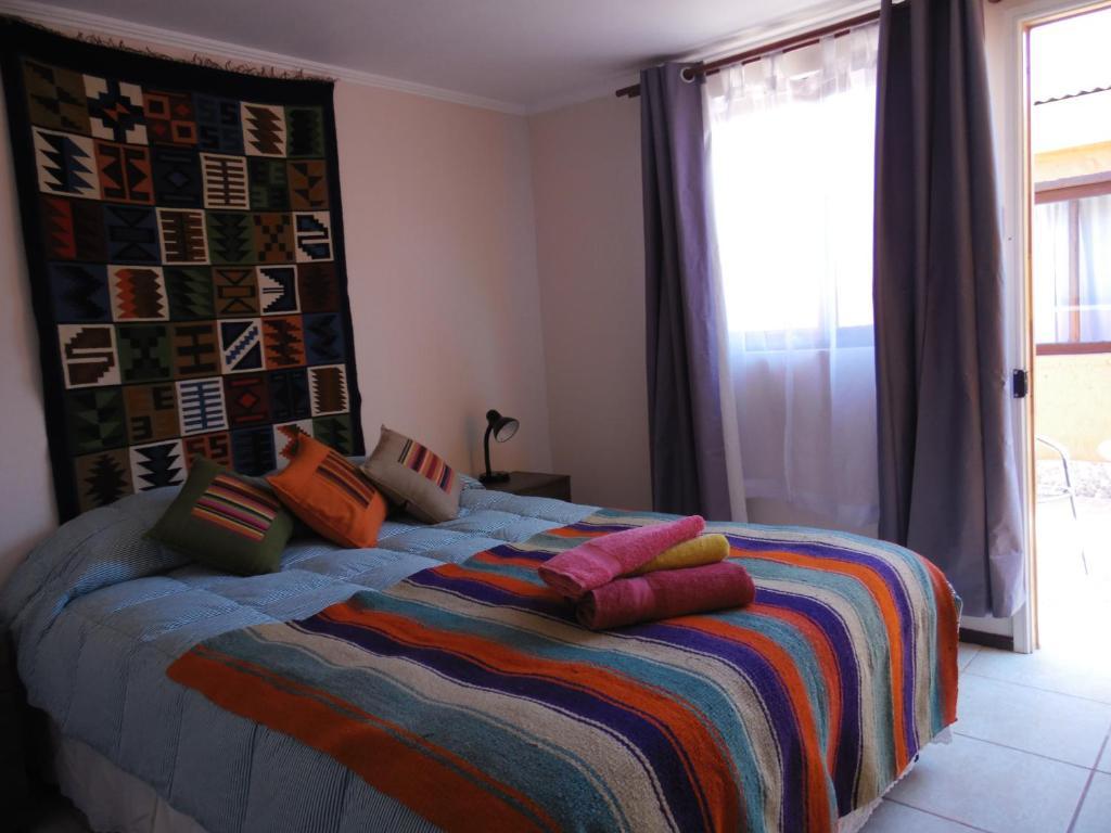 A room at Hostal Campo Base