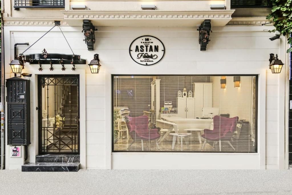 Astan Hotel Taksim