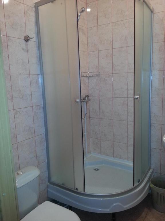 Ванная комната в Alexander House Sport