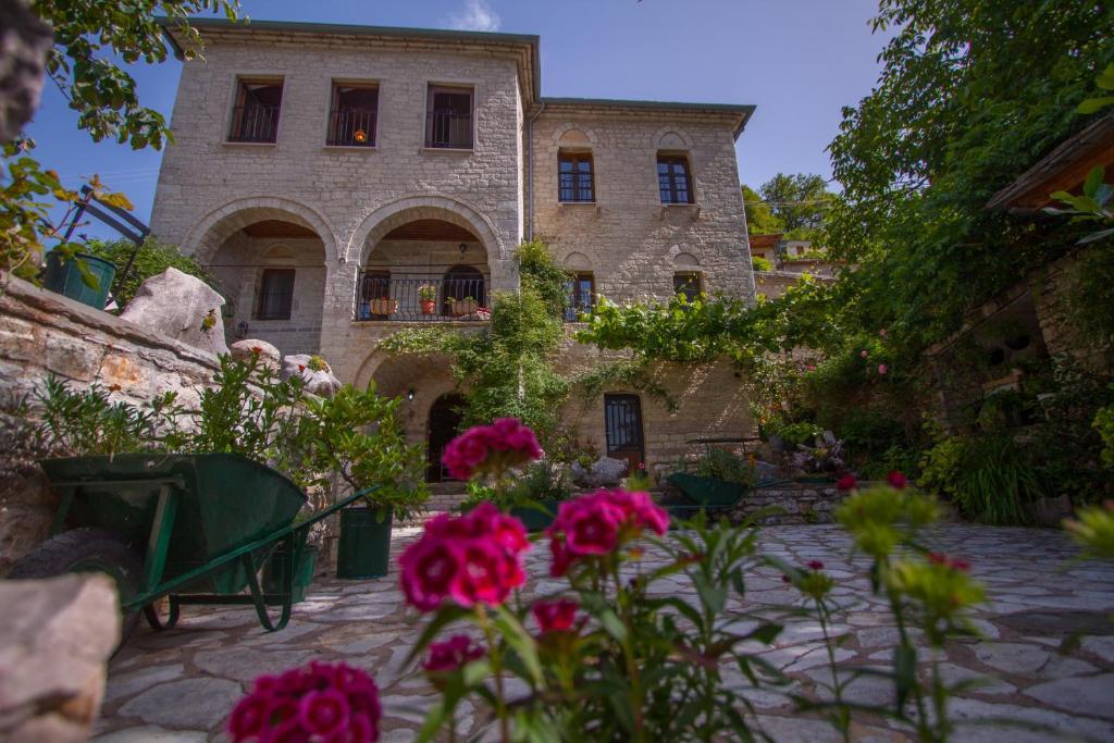 Вътрешен двор или друго открито пространство в Casa Calda