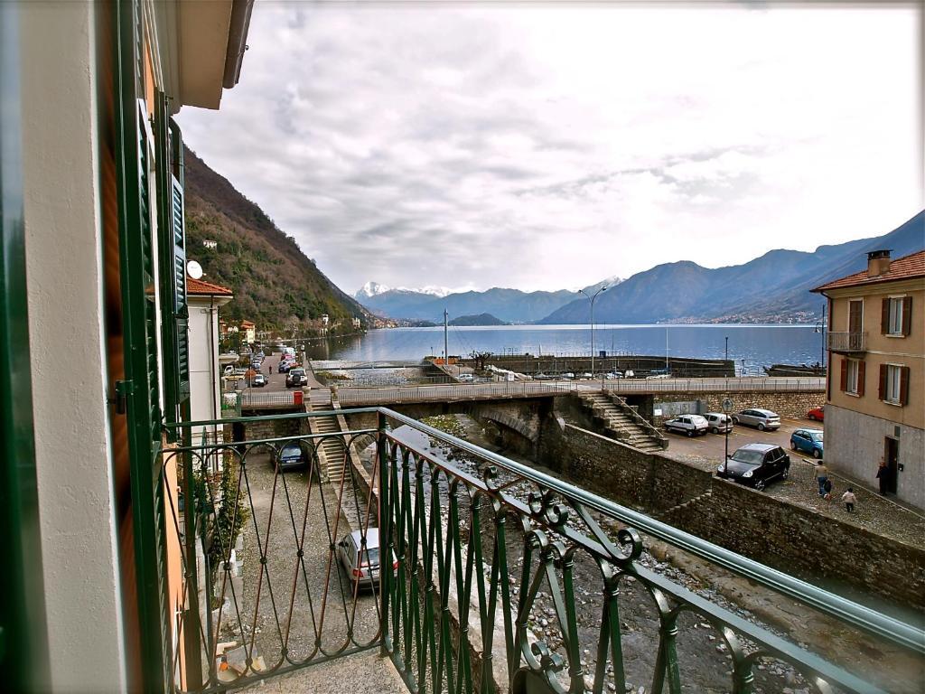 Een balkon of terras bij Locanda Posta