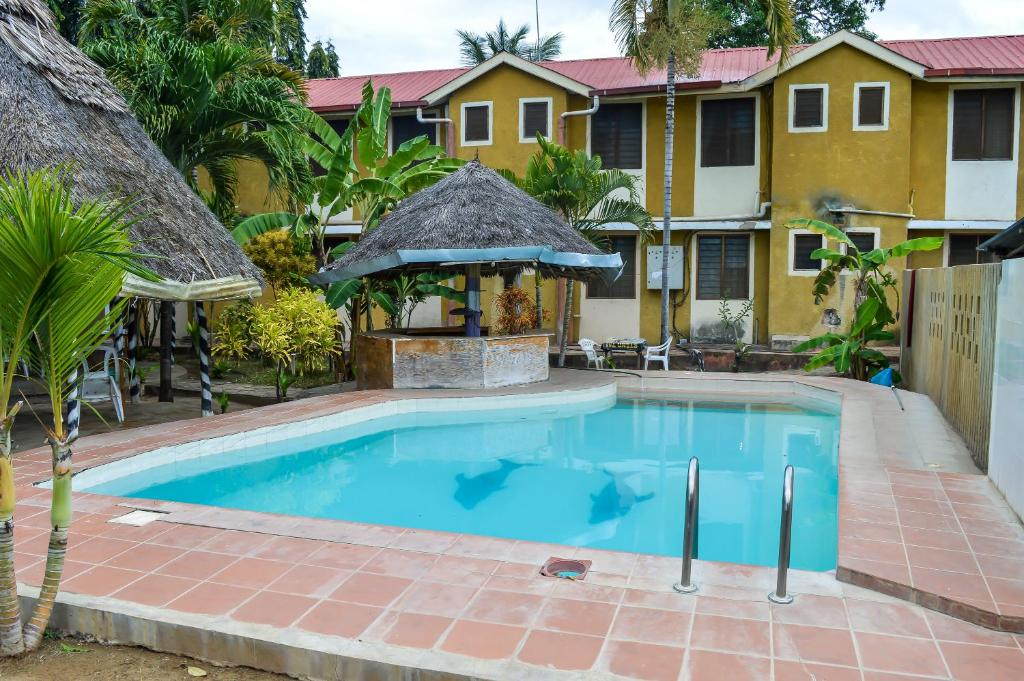 The swimming pool at or close to Ogalis K-coast Hotel