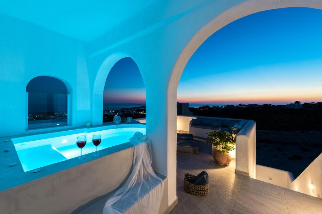 The swimming pool at or close to Blanca Luxury Villa