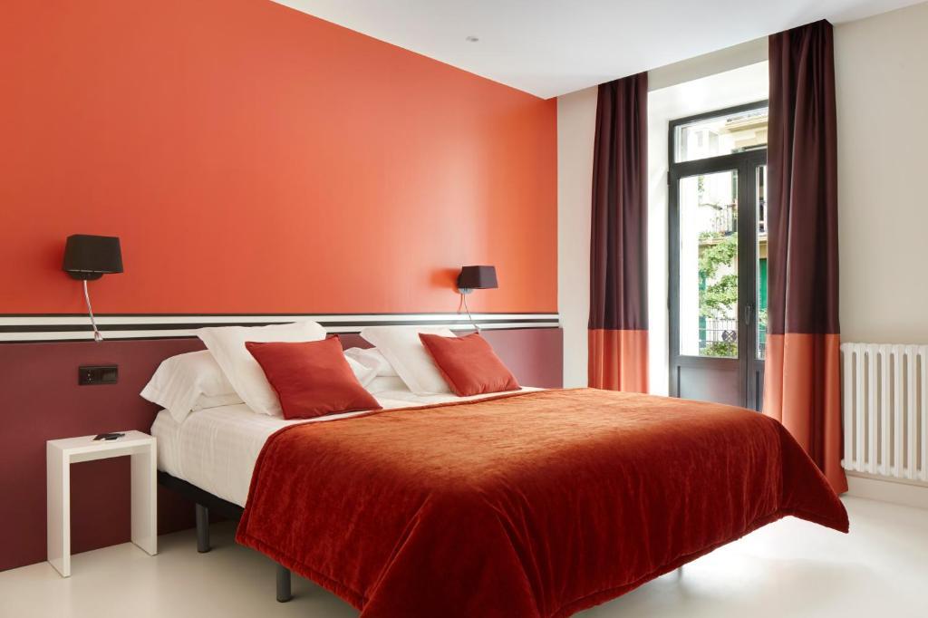 Un ou plusieurs lits dans un hébergement de l'établissement Don Cecilio Guesthouse (Centro)