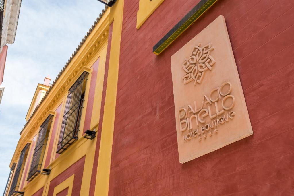 boutique hotels sevilla provinz  259