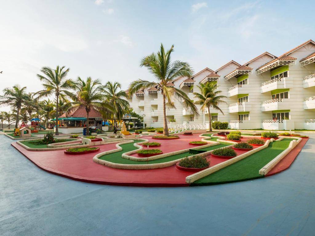 Hotel Americas Casa Playa (Colombia Cartagena) - Booking.com