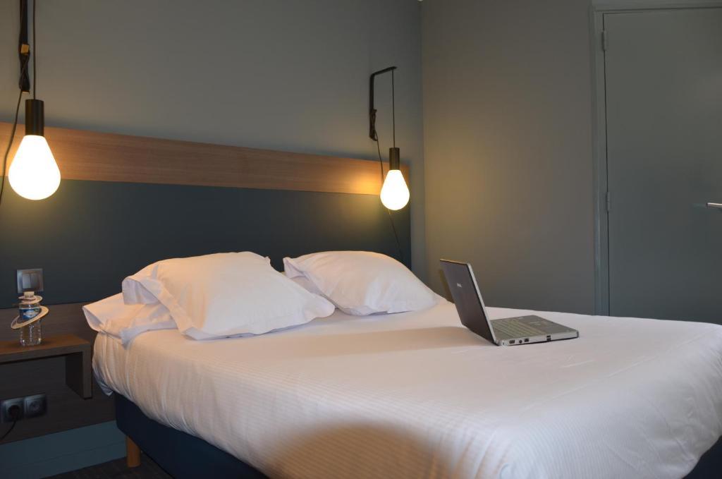 A room at Kyriad Metz Centre