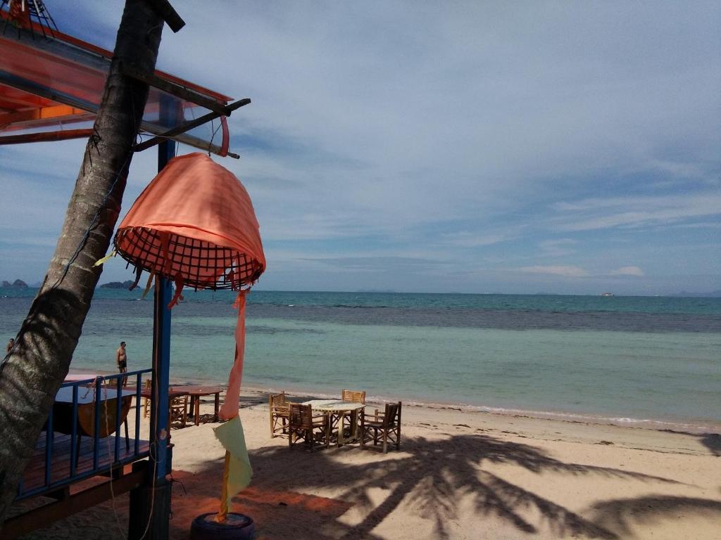 I Talay Beach Bar Cottages Taling Ngam Samui Taling