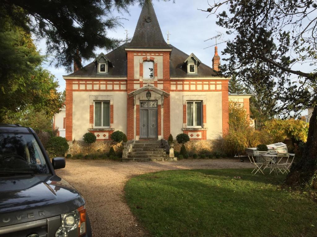 Ma Maison Ma Deco Arthon villa 16 (france le poinçonnet) - booking