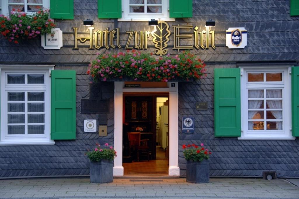 Hotel Zur Eich (Deutschland Wermelskirchen) - Booking.com