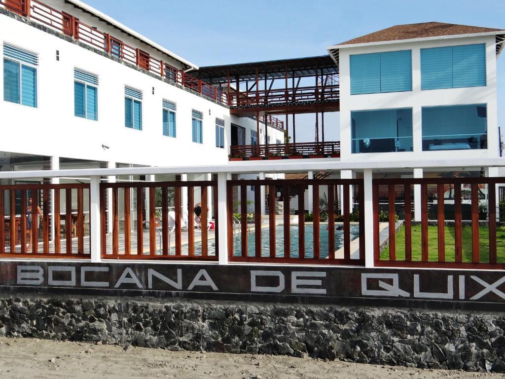 La Bocana de Quiximies Hotel