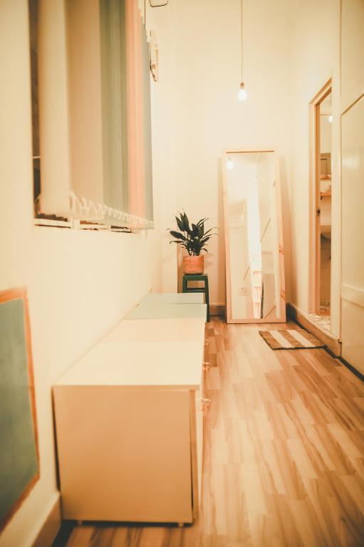 Phòng Gia đình với phòng tắm riêng
