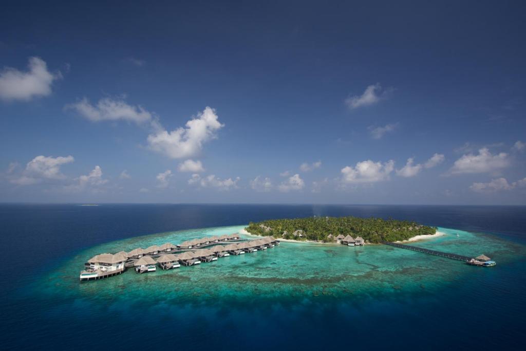 Outrigger Konotta Maldives Resort, Gaafu Alifu Atoll, Maldives ...
