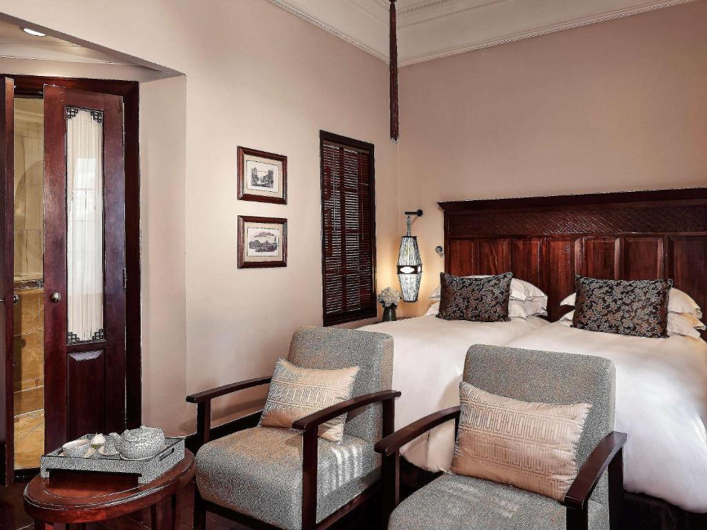 Cánh Lịch Sử - Phòng Luxury 2 Giường Đơn