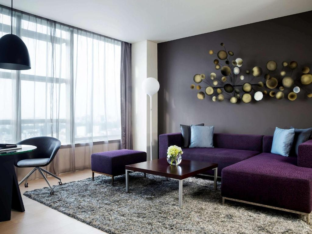 Suite Executive với Quyền lui tới Executive Lounge