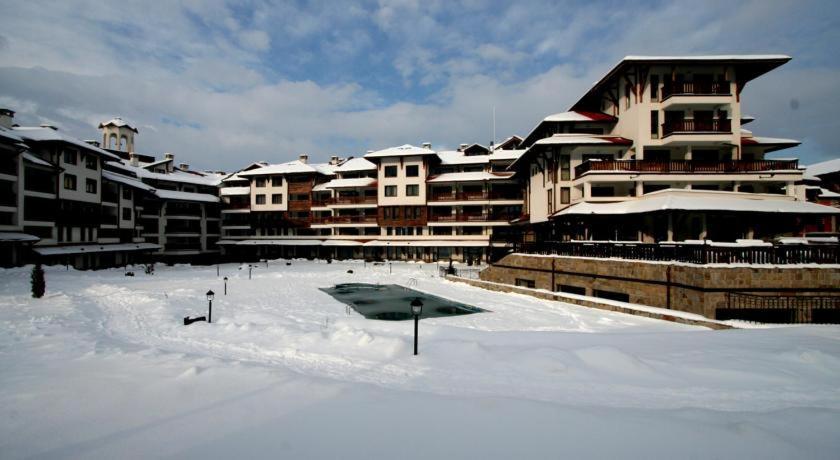 Bansko Royal Towers Apartments iarna