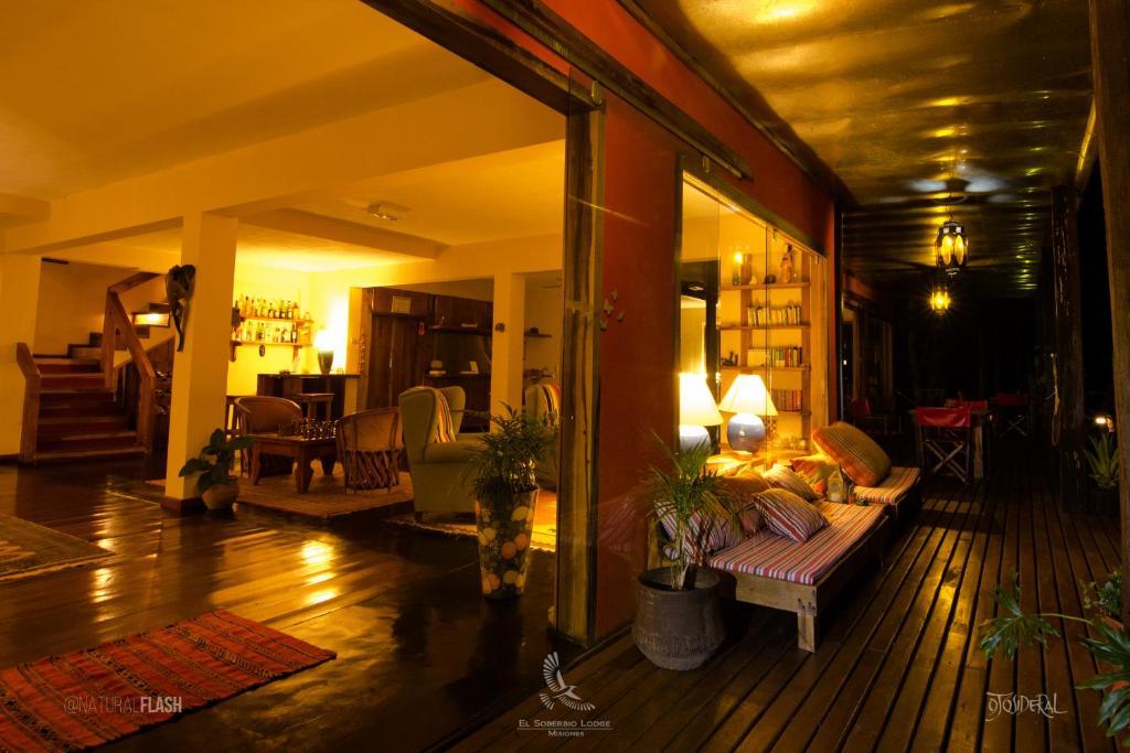 El Soberbio Lodge