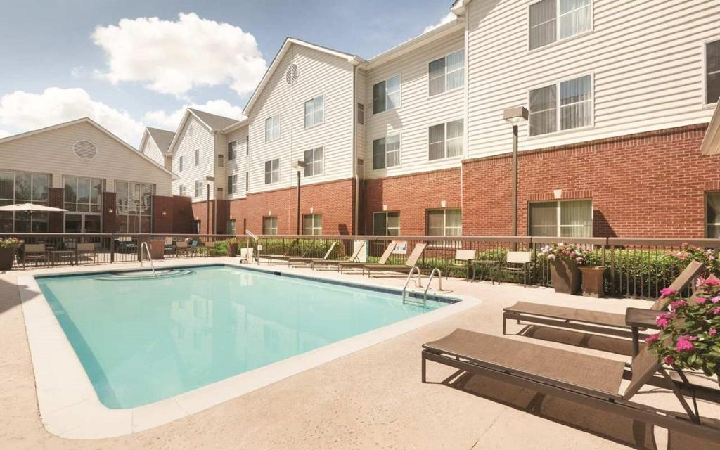 Homewood Suites by Hilton Charlotte Airport.
