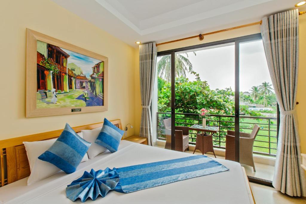 Thien Nga Center Hotel