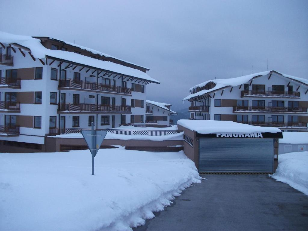 Apartmán 54 B Panorama Donovaly v zime
