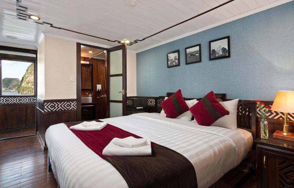 Phòng Premium Giường Đôi - 2 Ngày 1 Đêm