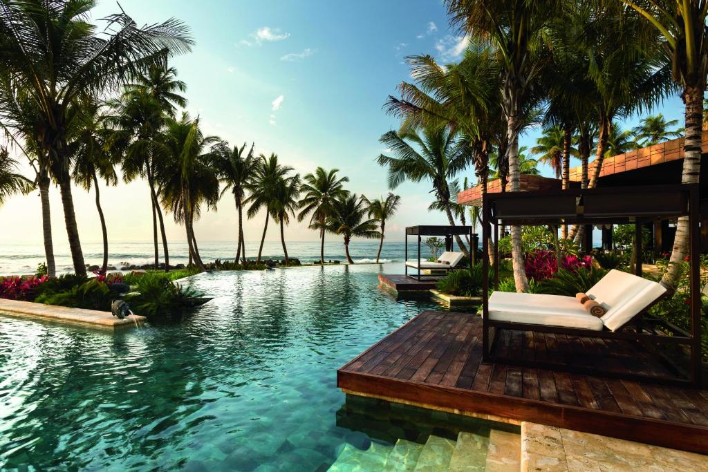 The swimming pool at or near Dorado Beach, a Ritz-Carlton Reserve