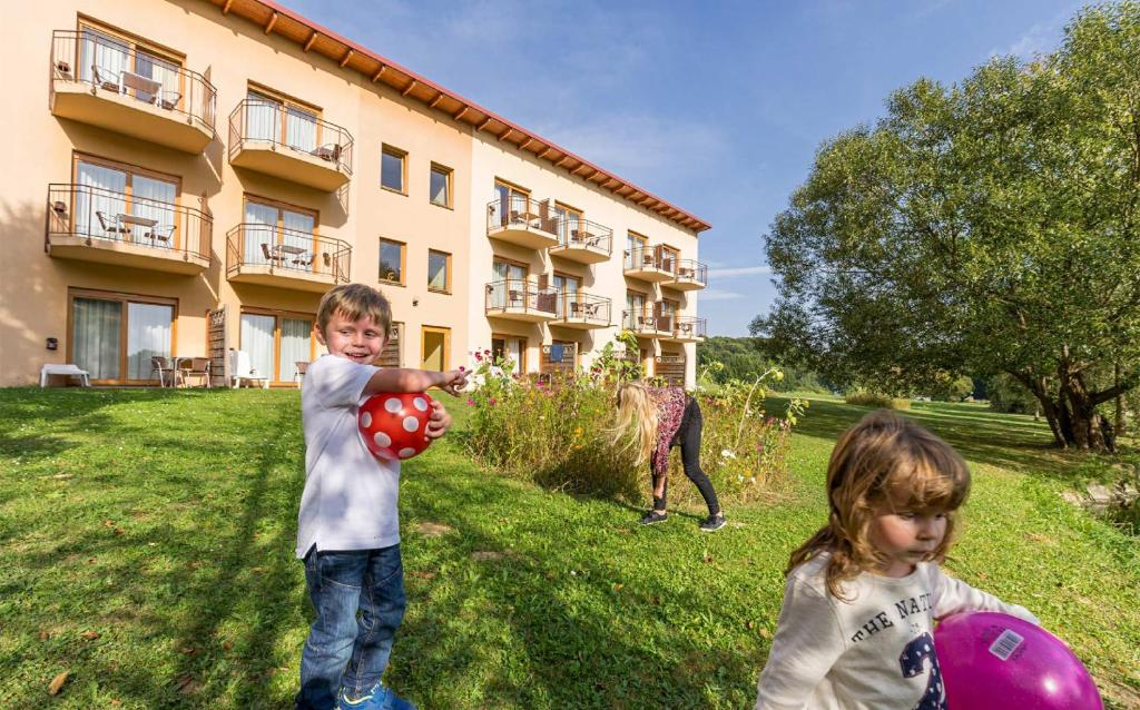 Guests staying at Familien Hotel Krainz