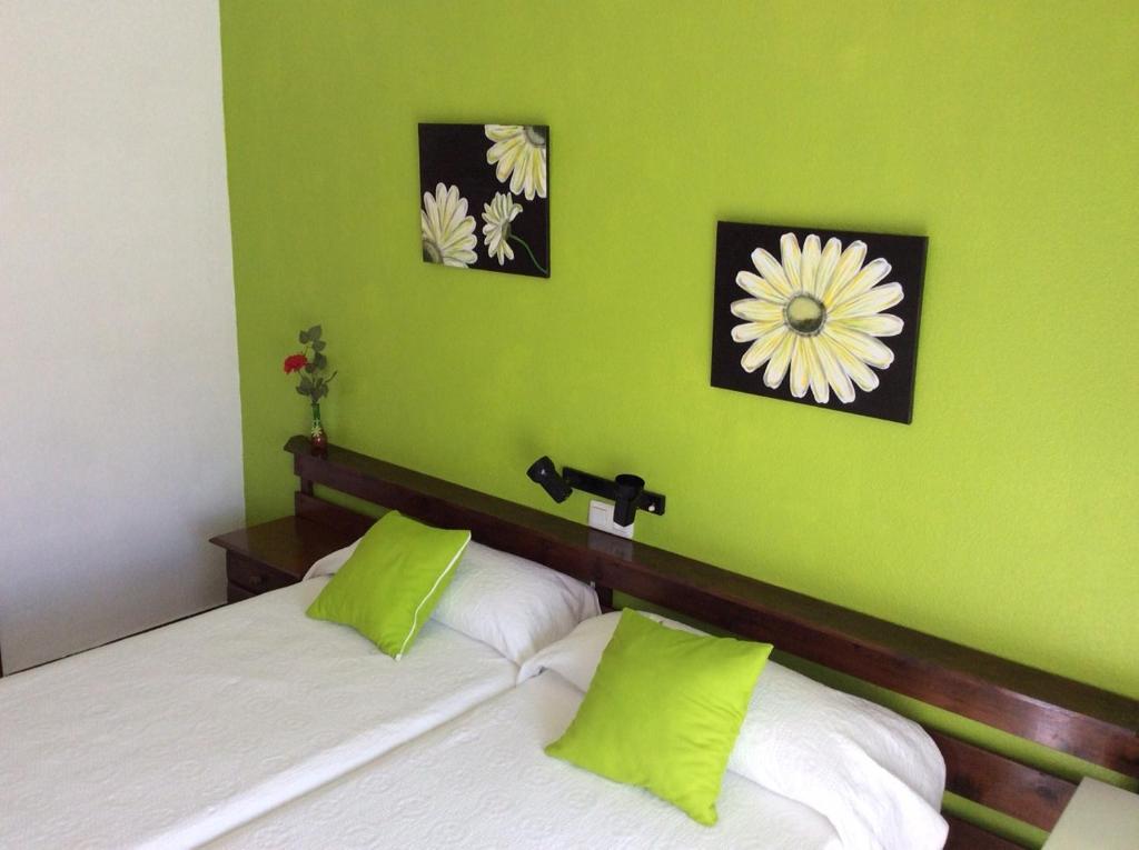 A room at Pensión K-Hito