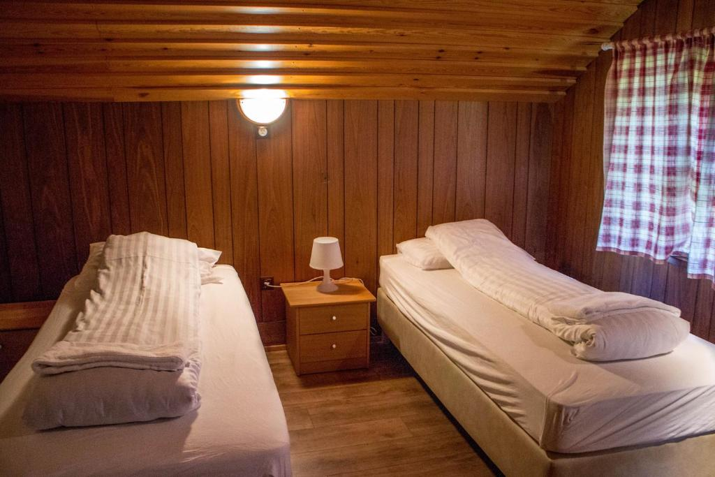 Et værelse på Reynivellir