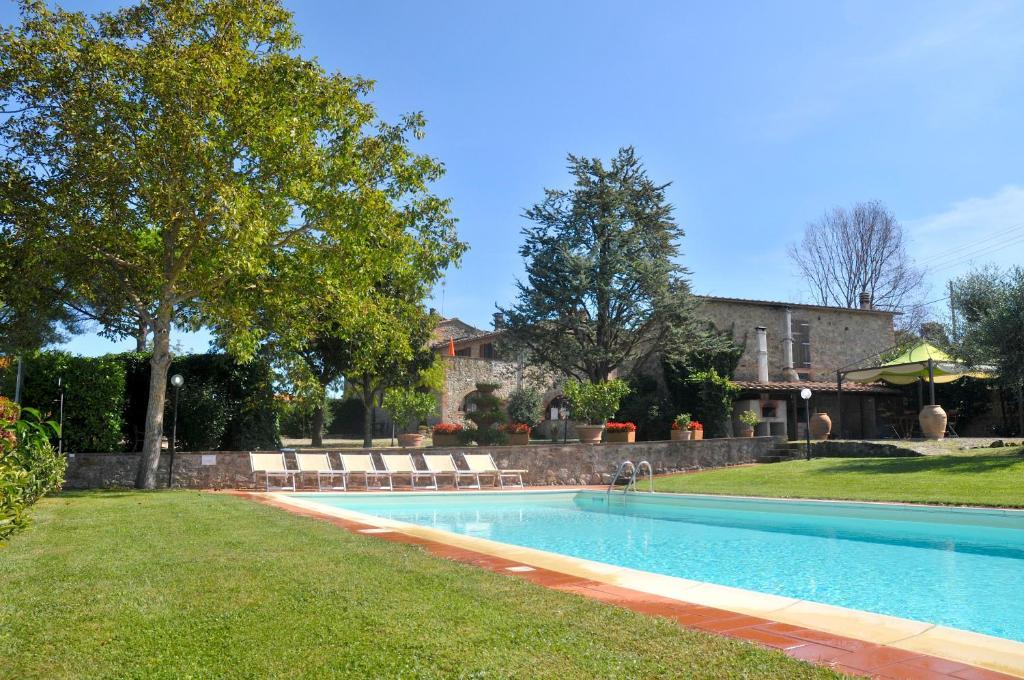 帕德利羅那尼諾度假屋室外花園