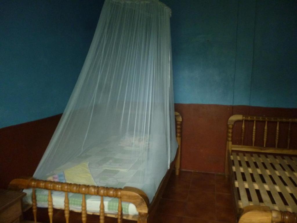 A room at Albergue la Granadilla