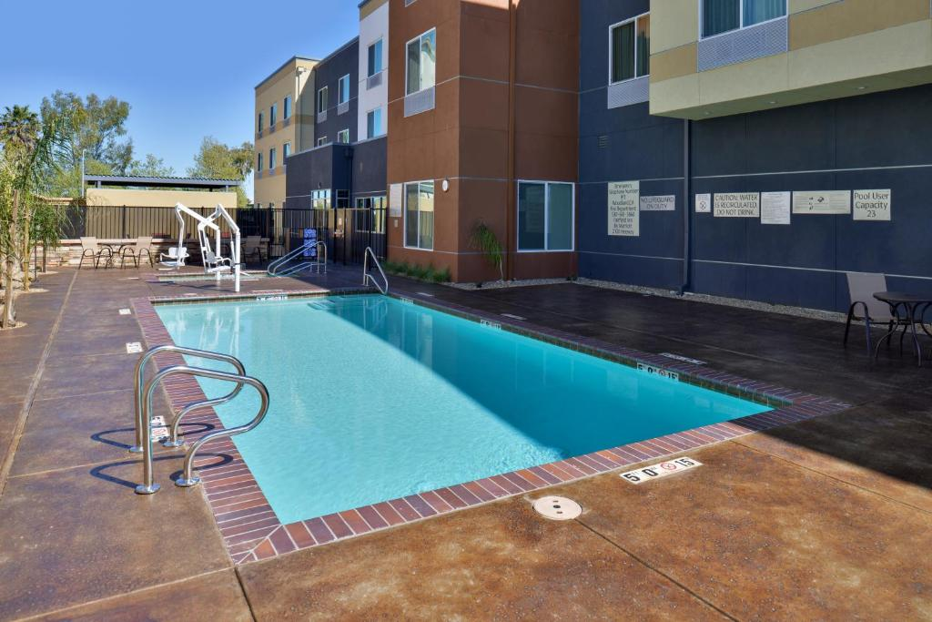 Fairfield Inn & Suites by Marriott Sacramento Airport Woodland