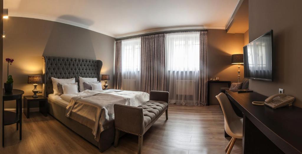 A room at Hotel Rango