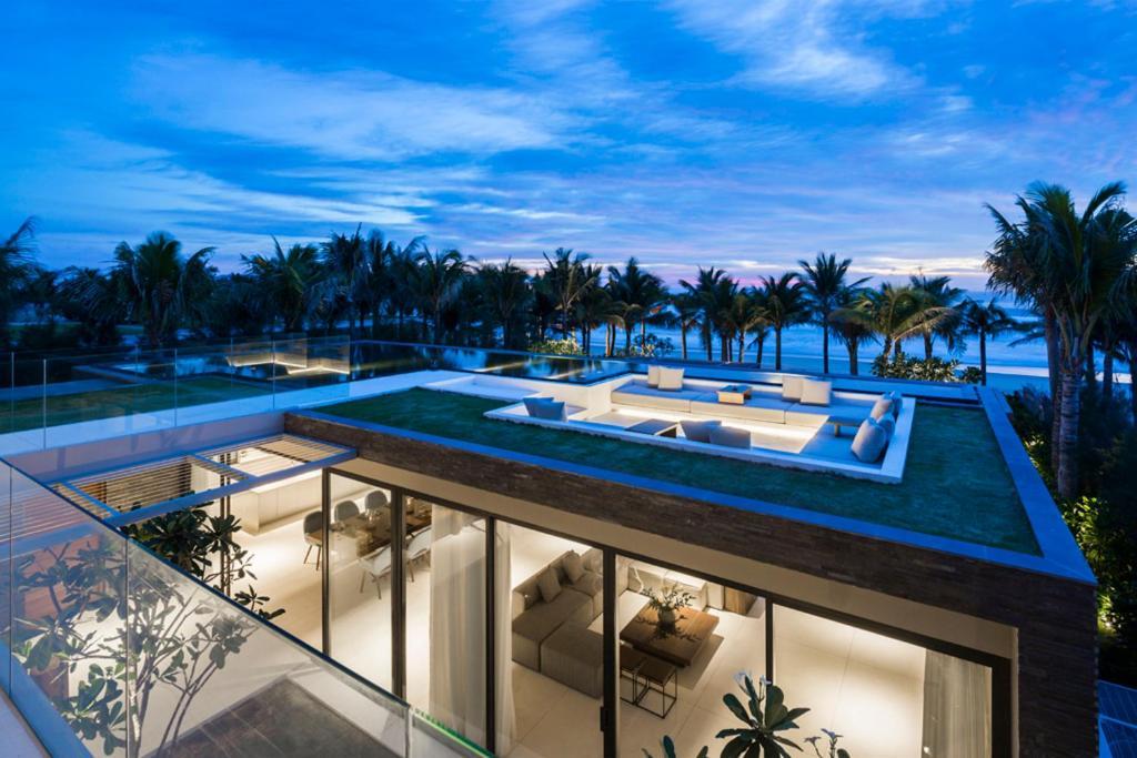 Biệt Thự 3 Phòng Ngủ Ven Biển - Bao Gồm Dịch Vụ Đưa Đón Sân Bay & Spa