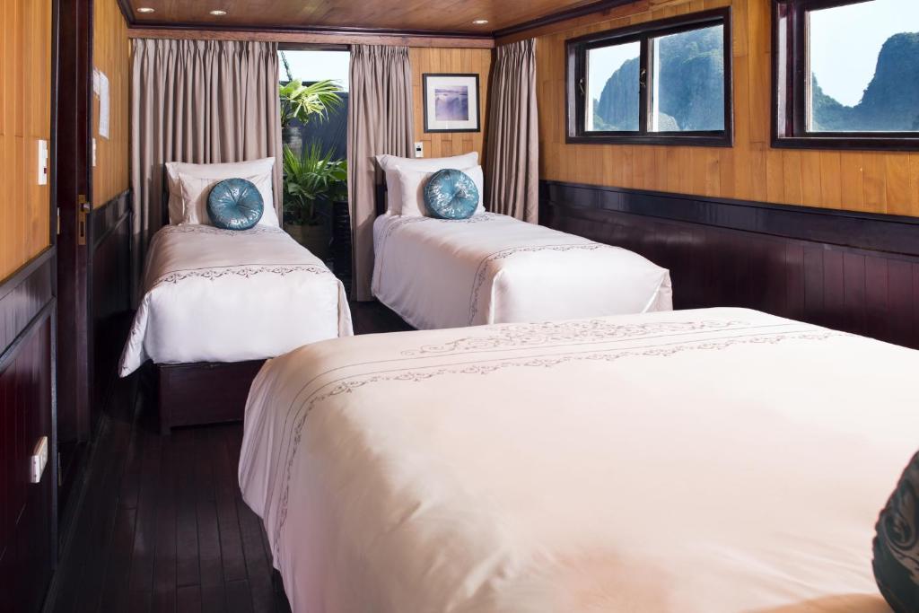Suite Gia Đình 3 Người Nhìn Ra Biển (Chèo Thuyền Kayak Miễn Phí) - 2 Ngày 1 Đêm