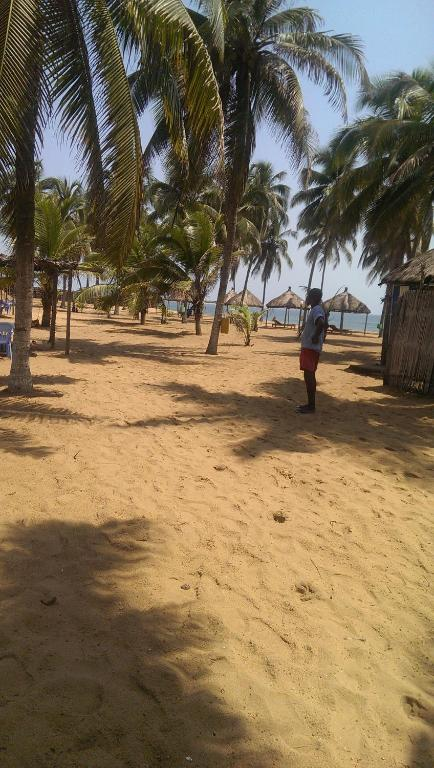 Coco Beach Chez Antoine Baguida Togo