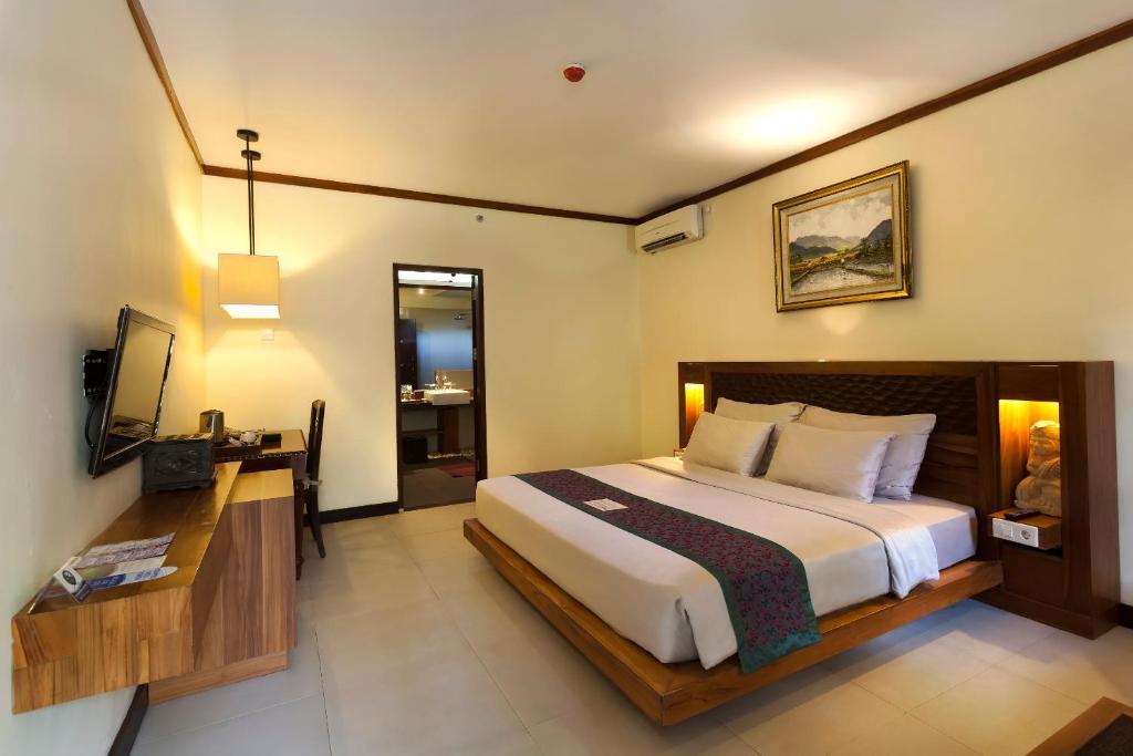 Aston Sunset Beach Resort Gili Trawangan Indonesia