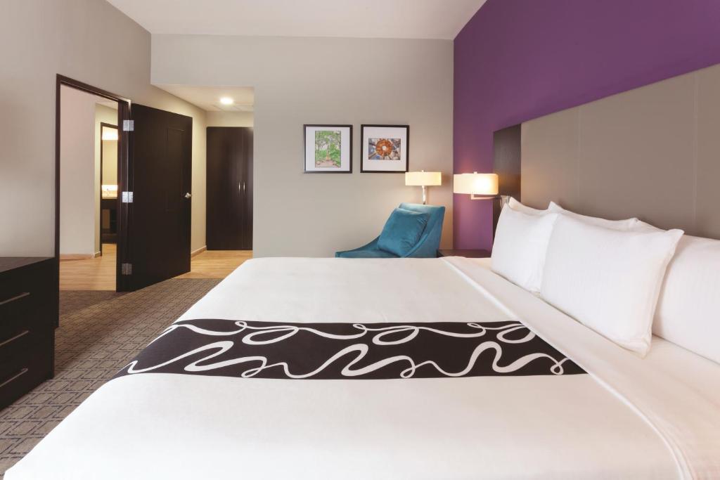 A room at La Quinta by Wyndham Tegucigalpa