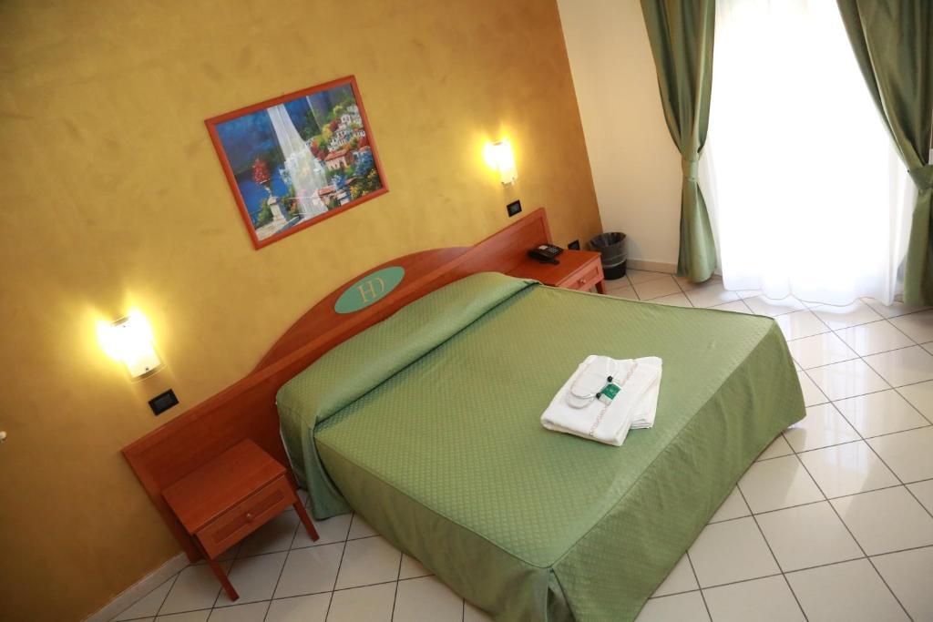 A room at Hotel Dorè