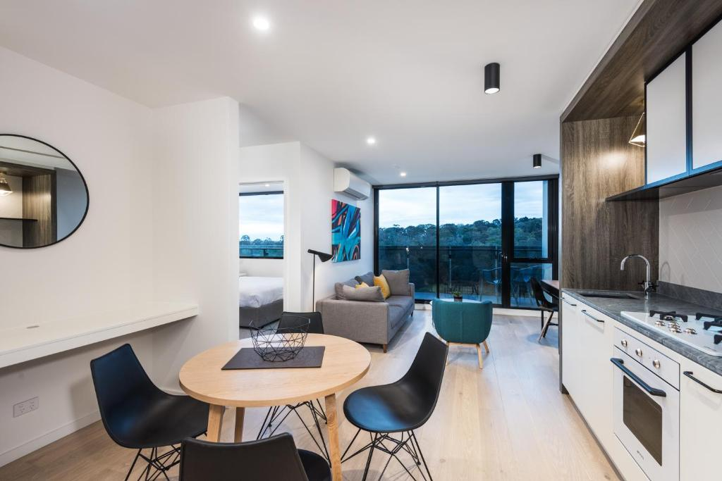 Penthouse Apartment in Melbourne