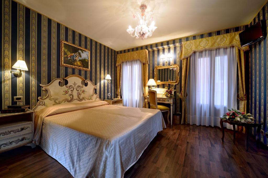 Hébergement de l'établissement Hotel Città Di Milano