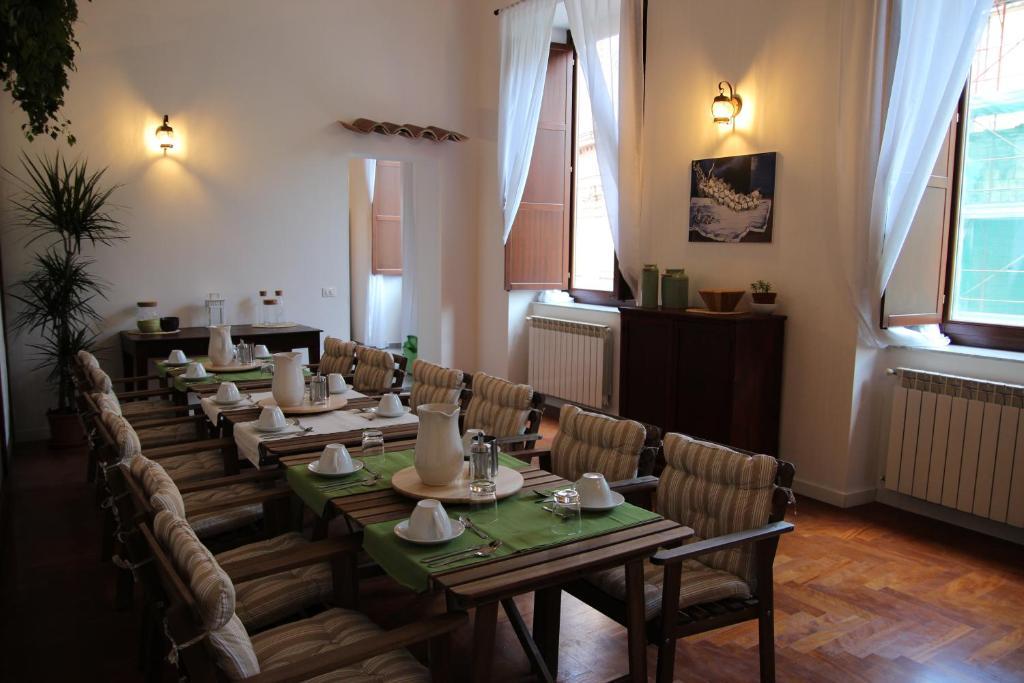 Ресторан / где поесть в B&B Gallidoro