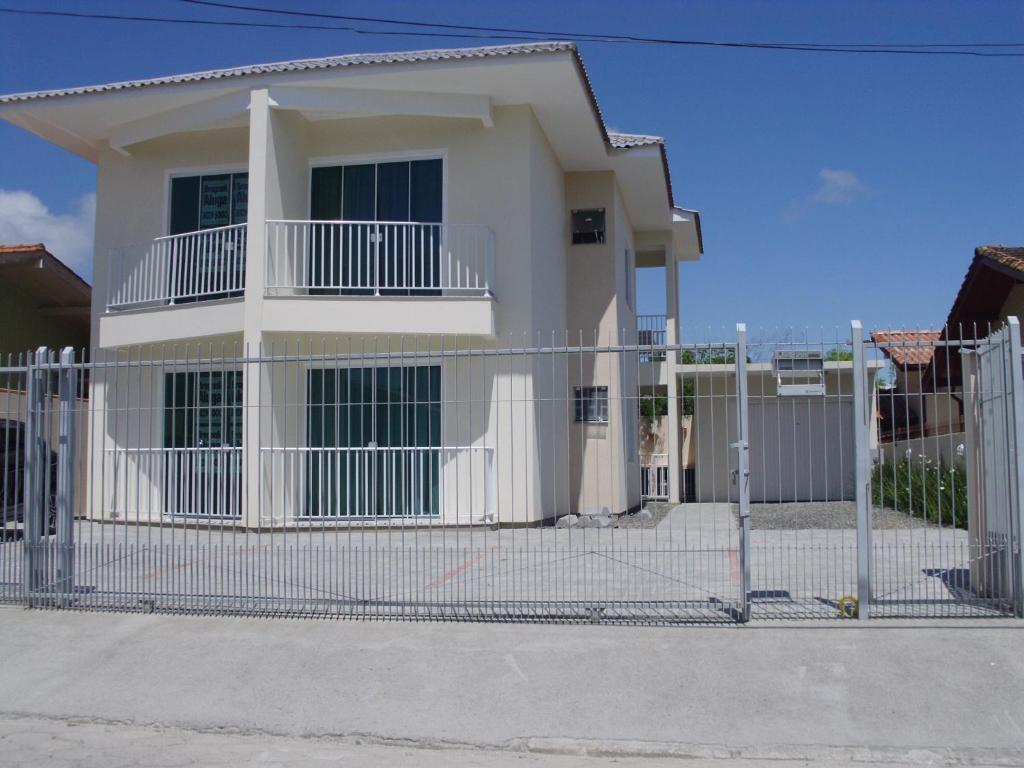 Edificio en el que se encuentra el apartamento
