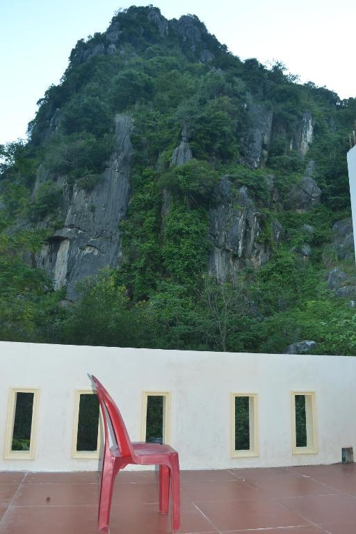 Phòng 4 người Nhìn ra cảnh Núi non